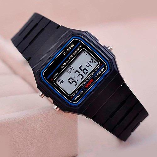 5 Relógio Digital De Pulso