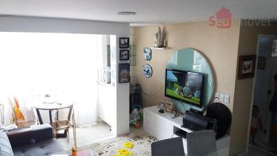 Apartamento Residencial À Venda, Papicu, Fortaleza. - Ap0817