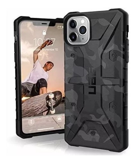 Funda Protectora Uag Para iPhone 11 Pro Max Color Camo