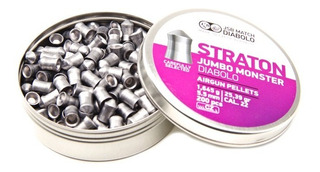 Balines Jsb Straton Jumbo Monster X200 5.5 Aire Hay Crosman
