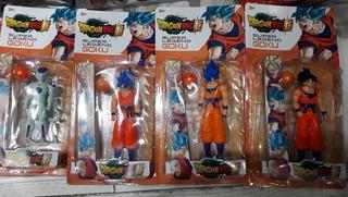 Figura Dragon Ball Z Articulado 17 Cm