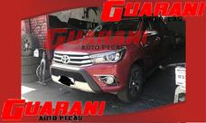 Sucata Toyota Hilux Srv 2017 - Retirada De Peças -