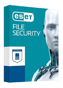 Eset Antivírus Para Windows Server - 01 Server Até 03/2020