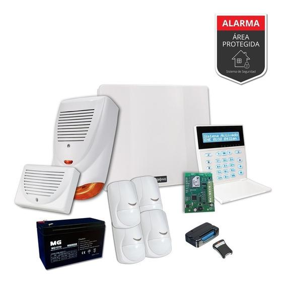 Alarma Casa Wifi Casa Cableado Sensor Movimiento