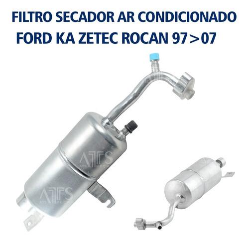 Filtro Acumulador Secador Ford Ka Zetec Rocan De 1997 À 2007