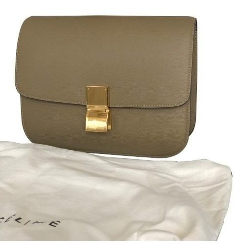 Bolsa Celine Original Box Liege 50%off Oportunidade
