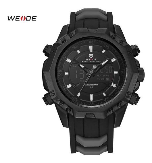 Relógio Masculino Importado Analógico E Digital Original Top