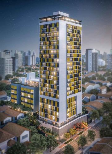 Imagem 1 de 12 de Apartamento Residencial Para Venda, Vila Madalena, São Paulo - Ap8047. - Ap8047-inc