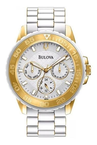 Relógio Feminino Bulova Analógico 98n102