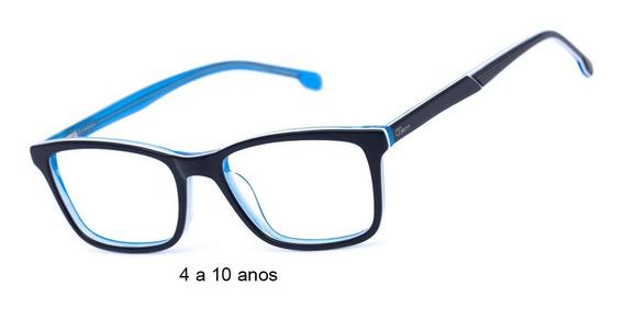 Armação Infantil Oculos Ogrife Og 1134-i Tamanho P Original