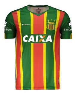 Camisa Oficial Sampaio Corrêa Esporte Clube Verde Masculina