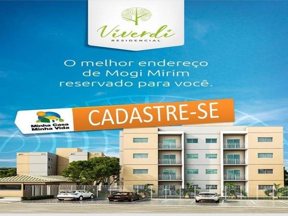 Apartamento Para Venda, 2 Dormitórios, Tucura/centro - Mogi Mirim - 1112