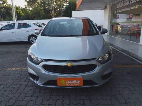 Imagem 1 de 9 de Chevrolet Onix 1.0 Mpfi Lt 8v Flex 4p Manual