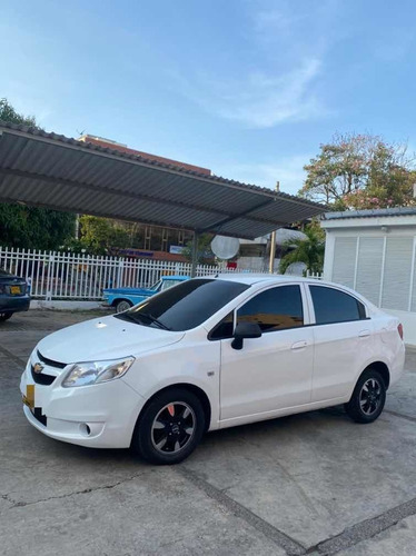 Chevrolet Sail 2016 1.4 Ls