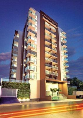 Apartamento Com 3 Suítes À Venda, 126m² Em Cabo Branco, João Pessoa, Ap0928 - Ap0928