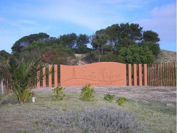 Lote Terreno Barrio Cerrado Punta Medanos Pinamar Dueño Opor