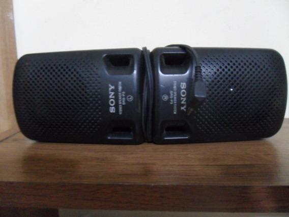 Caixa De Som Sony Srs-p3 - Elas Ficam Separadas Original
