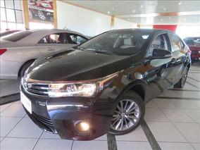 Toyota Corolla Xei 2.0 Flex 2016 Preto