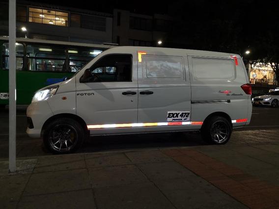 Foton Mini Van Mini Van Carga