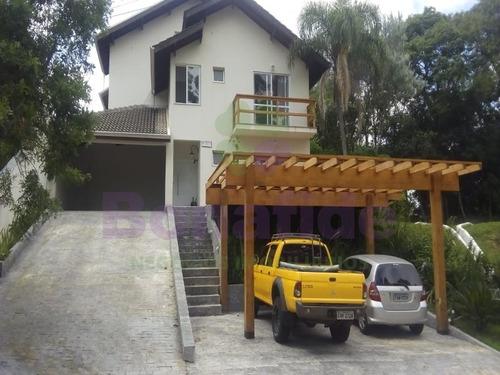 Casa A Venda, Capital Ville, Serra Dos Lagos, Jundiaí - Ca09090 - 33580790