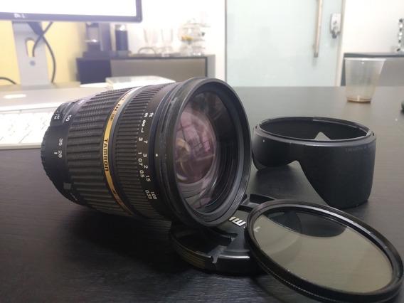 Lente Tamron 28-75 2.8 Macro / Canon