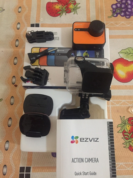 Ezviz S1 C Action Camera