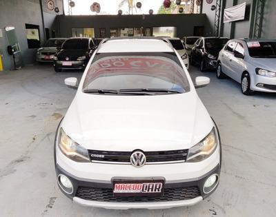 Volkswagen Saveiro 1.6 Cabine Dupla 2015 Branco
