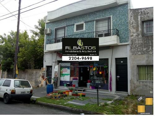 Ph De 3 Ambienes Y Local Comercial Al Frente Ideal Inversor.