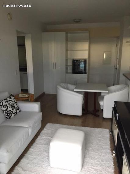 Apartamento Para Venda Em Mogi Das Cruzes, Vila Oliveira, 1 Dormitório, 1 Banheiro, 1 Vaga - 1533_2-699656