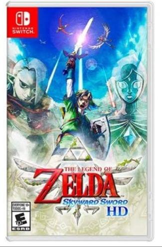 Imagen 1 de 1 de The Legend Of Zelda Skyward Sword Hd Nintendo Switch