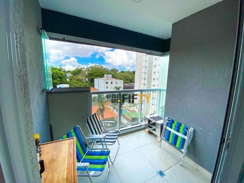 Apartamento À Venda, 53 M² Por R$ 640.000,00 - Chácara Santo Antônio - São Paulo/sp - Ap42442