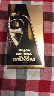 Peliculas Vhs Trulogia La Guerra De Las Galaxias