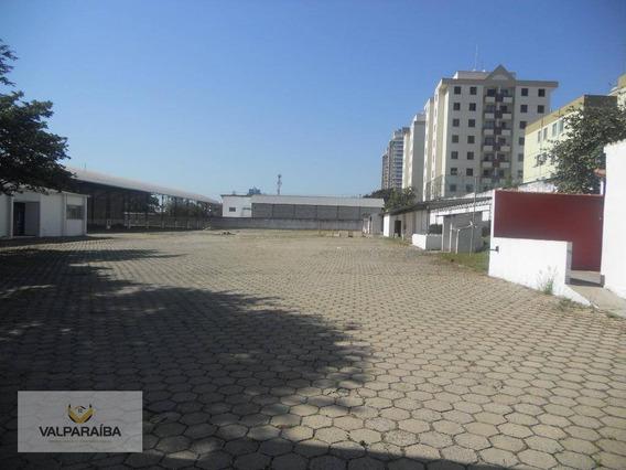 Galpão Para Alugar, 3400 M² Por R$ 16.000,00/mês - Parque Industrial - São José Dos Campos/sp - Ga0011