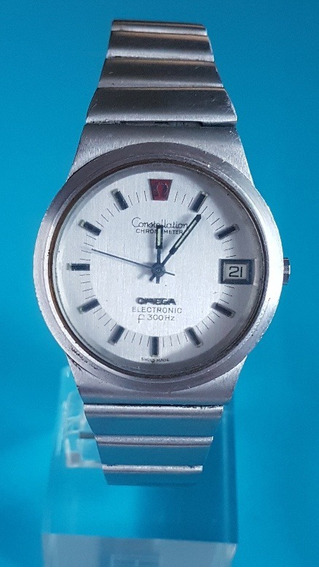 Omega Constelation Eletromecanico F300hz Chronometer