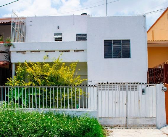 Se Vende Casa   Oportunidad Uso De Suelo Comercial   Excelente Ubicación