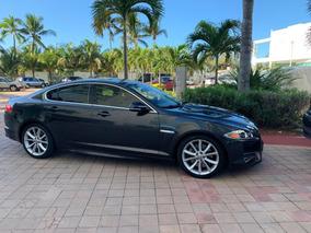 Jaguar Xf 3.0 Portofolio 2013 Negro