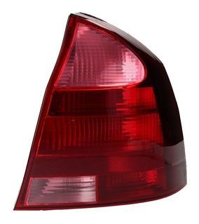 Faro Trasero 4 Puertas Rosa Con Antiniebla Derecho Chevrolet