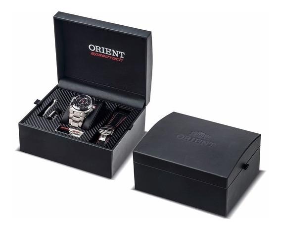 Relógio Orient Masculino Speedtech Mtftc002 Ediçao Limitada