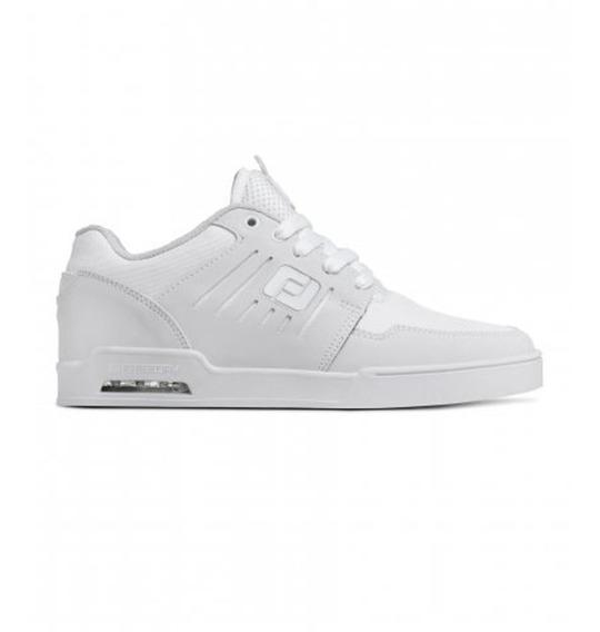 Tênis Skate Freeday Gravity Branco/branco