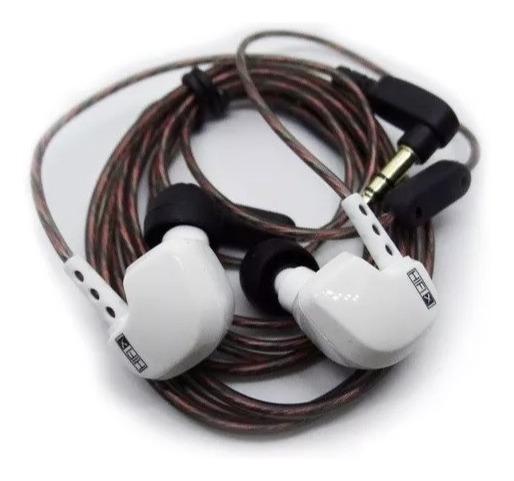 Fone De Ouvido Para Musico Profissional In Ear Estereo P2