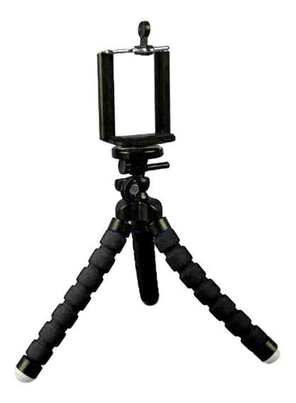 Mini Tripe Flexivel Para Smartphone Pr