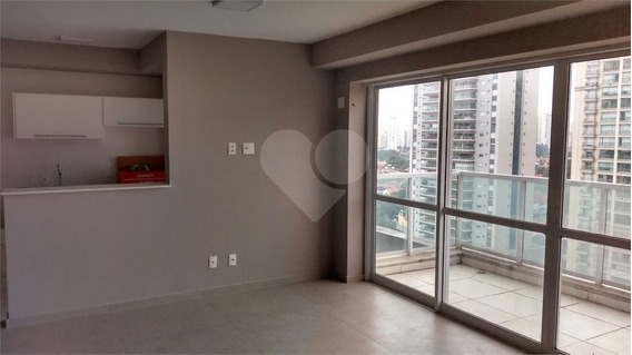 Apartamento A Venda No Brooklin,84m² - 345-im479414