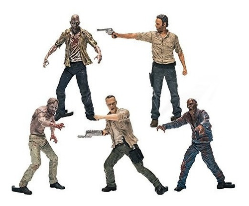 Mcfarlane Toys Building Sets- The Walking Dead Figure Figure
