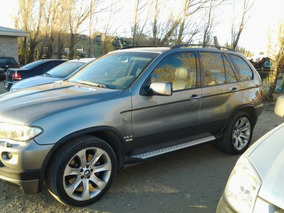 Bmw X5 4.8 Premium 2007 Color Marron