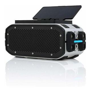 Parlante Braven Brv-pro+solar Bluetooth Solar Panel Silver B