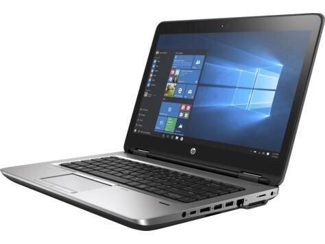 Notebook Hp Probook 640 G2 I5 6º Ger. Ssd 256 8gb Garantia