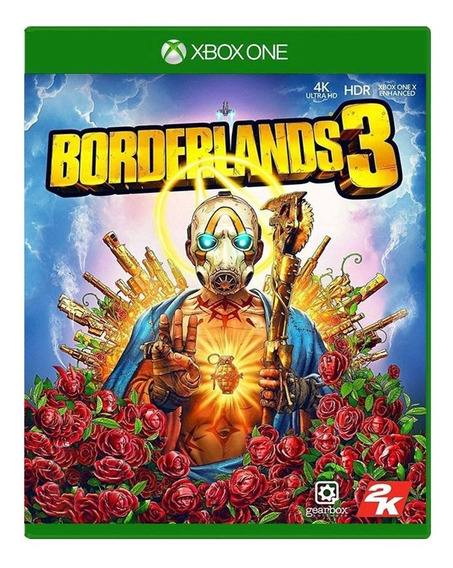 Borderlands 3 - Xbox One - Usado - Original - Midia Física