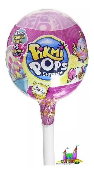Pikmi Pops Kit Surpresa Grande Original Dtc