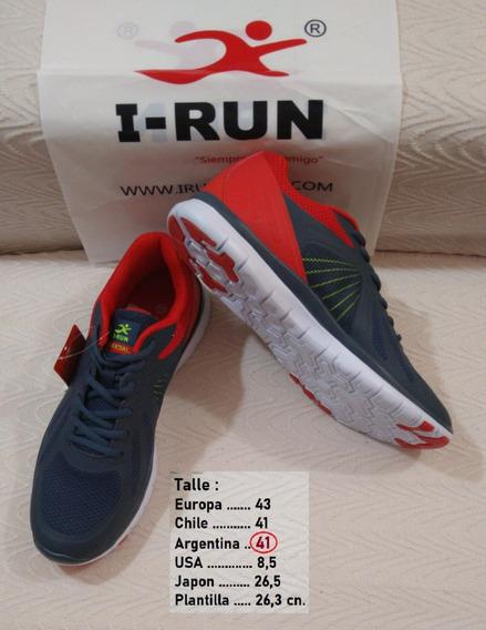 Zapatillas Deportivas Irun Colores Varios Y Convinados