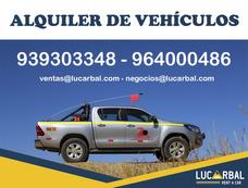 Alquiler De Camionetas 4x4, Buses, Camiones, Pasco Y Huanuco